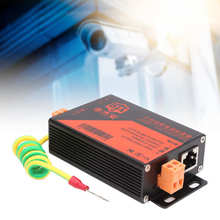 Cctv-System Protector for Multiple-Devices Suppressor Network-Power-Protection Poe-Arrester