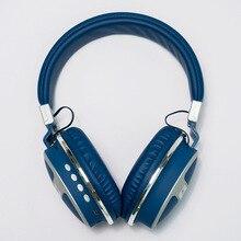 Head-Mounted Draadloze Bluetooth Hoofdtelefoon Stereo Bass Met Microfoon Tf-Kaart Sport Games Koptelefoon 5.0