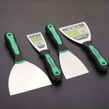 Набор из 6 ножей для шпатлевки скребок лезвие с противоскользящей