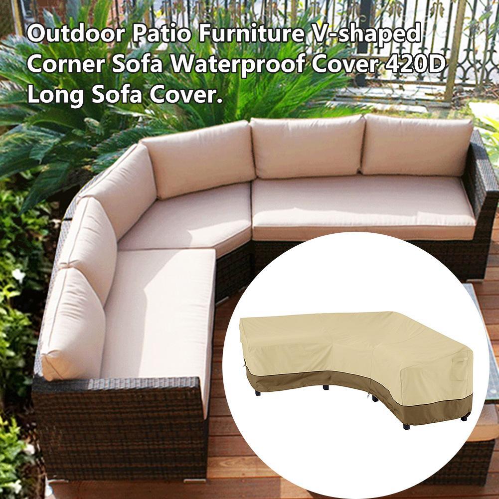 115cmx115cmx70cm 1 wqeew Mobiliario Impermeable Cubierta Protectora Antipolvo Exterior Jard/ín Sof/á Cubiertas