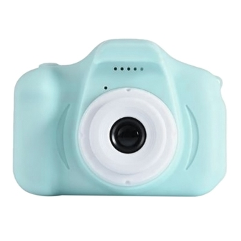 Aparat fotograficzny dla dzieci z zabawkami aparat fotograficzny dla dzieci aparat fotograficzny 2 Cal Sn Hd aparat fotograficzny dla dzieci Cartoon cyfrowy Mini kamera wideo niebieski tanie i dobre opinie SODIAL 360 ° * 180 ° O 5MP CN (pochodzenie) 480 p
