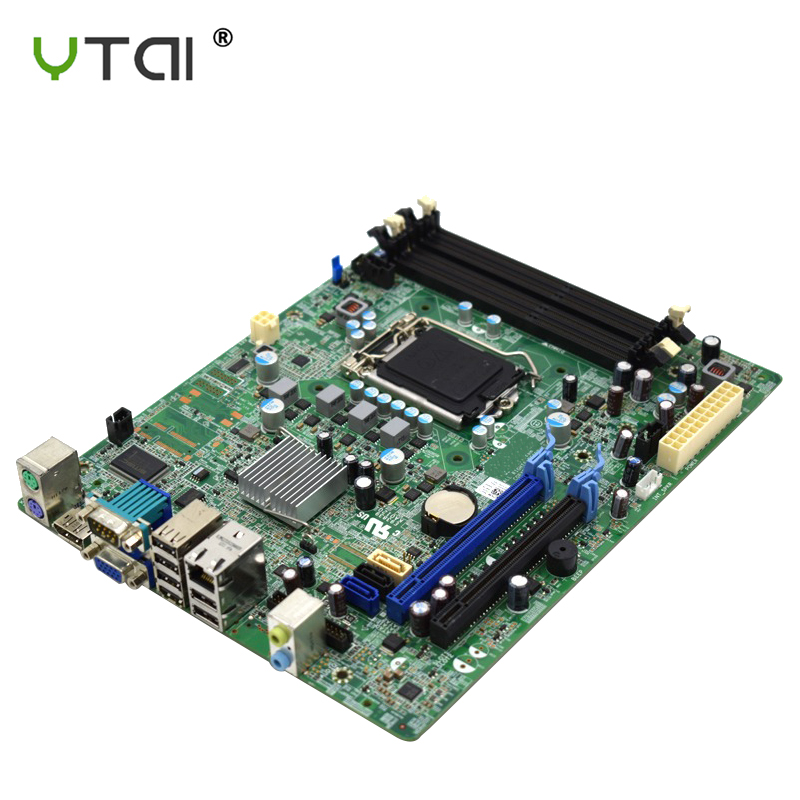 For DELL Optiplex 990 790 T1600 SMT Motherboard  CN-6D7TR 06D7TR LGA 1155 100% Tested Intact
