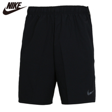 Originele Nike Sportswear Mens Black Short Pants Sweatpants Sports 927527-010