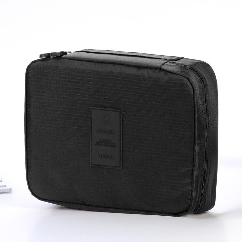 Heat Sell Cosmetic Bag Women Necessaire Waterproof Makeup Bags Toiletries Travel Storage Supplies Bath Make Up Case Organize