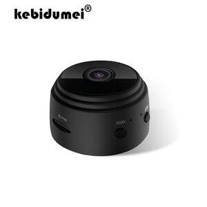 Image 1 - ミニwifiカメラ1080 720pワイヤレスipカメラ小型マイクロカムモーション検出ナイトビジョンホームモニターセキュリティビデオカメラ