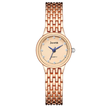 Women Watch Fashion Rose Gold Stainless Steel Belt Watches Luxury Brand Casual Ladies Diamond Quartz  Wristwatch reloj mujer
