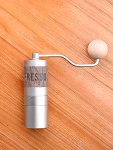 1zpresso Coffee-Grinder Burr Easy-Disassembly Manual Steel Cleaning Q2series MINI Portable