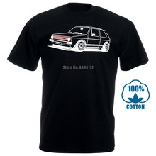 Golf 1 Gti Mk1 T Shirt Vw-Fans Gti-Fans Fan T