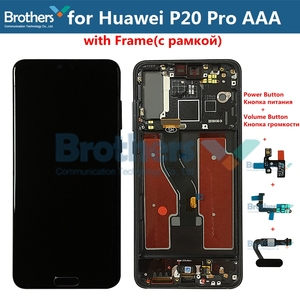 Image 5 - LCD Display for Huawei P20 Pro LCD Screen for P20 Pro CLT L09 CLT L29 CLT AL00 CLT AL01 LCD Assembly Touch Screen Digitizer Test