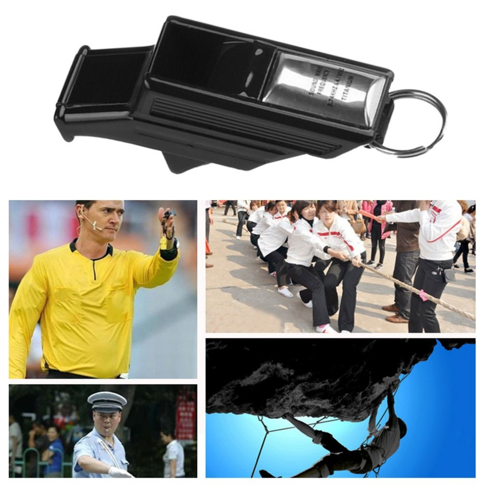 Professional Factory Direct Professional Football Referee Whistle Basketball Volleyball Whistle Sports Teacher Post Gold Silver