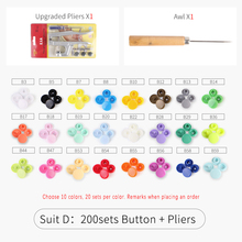1Set Snaps Button Press Hand Machine Fastener Snap Pliers Punching Tool KAM T5 Resin Buttons Press Stud for DIY Sewing Tools 50sets optional 12 colors t5 plastic buttons with mold snap resin press stud fastener die for diy sewing bulk clothing decor