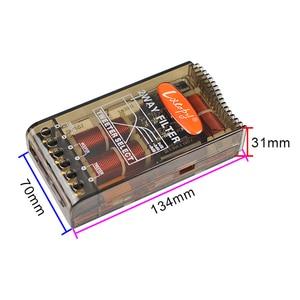 Image 3 - GHXAMP 80W 180W voiture Crossover 2 voies aigus haut parleur HIFI filtre 2.8KHZ haut de gamme 2 pièces