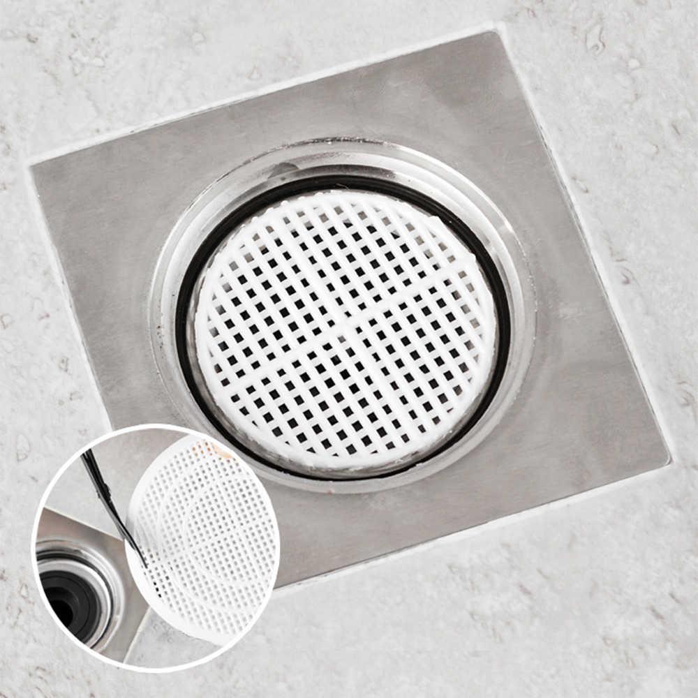 Dreno de assoalho Do Chuveiro Rolha Cabelo Catcher Protetores de Afundar Coador Ralo Do Banheiro Wc Banheira Cozinha Casa Anti-Odor Chão Ralo