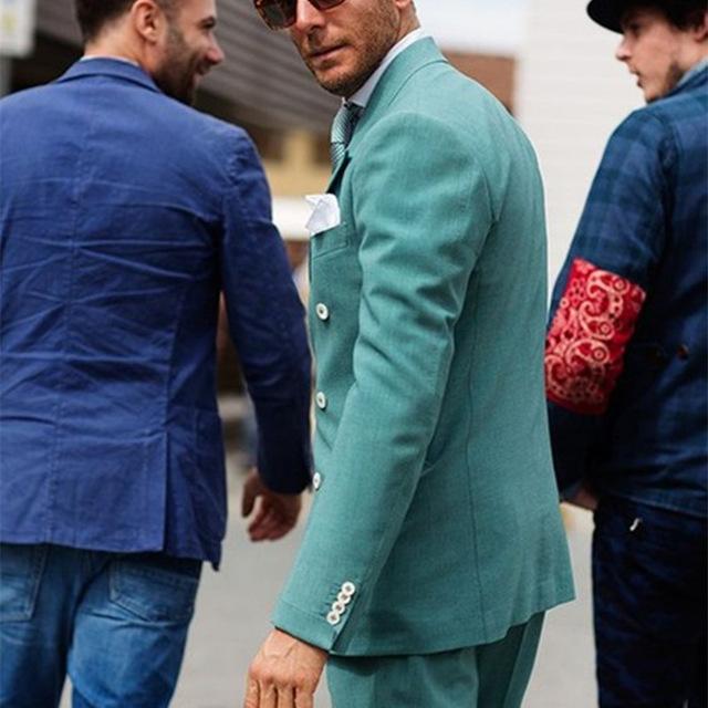 2017-Nouveau-Vert-Slim-Fit-2-Pi-ces-Hommes-Costume-Blazer-Avec-pantalons-Sur-Mesure-Hommes.jpg_640x640