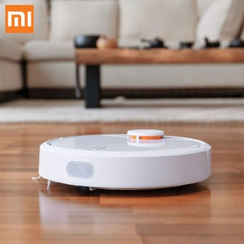 Original Xiaomi Mijia Vacuum Cleaner For Home Automatic Sweeping Smart Planned Wifi Mobile App Control Charge Dust Sterilize new xiaomi mijia robot vacuum cleaner 1s 2 for home wifi app smart planned automatic sweeper dust sterilize cyclone suction