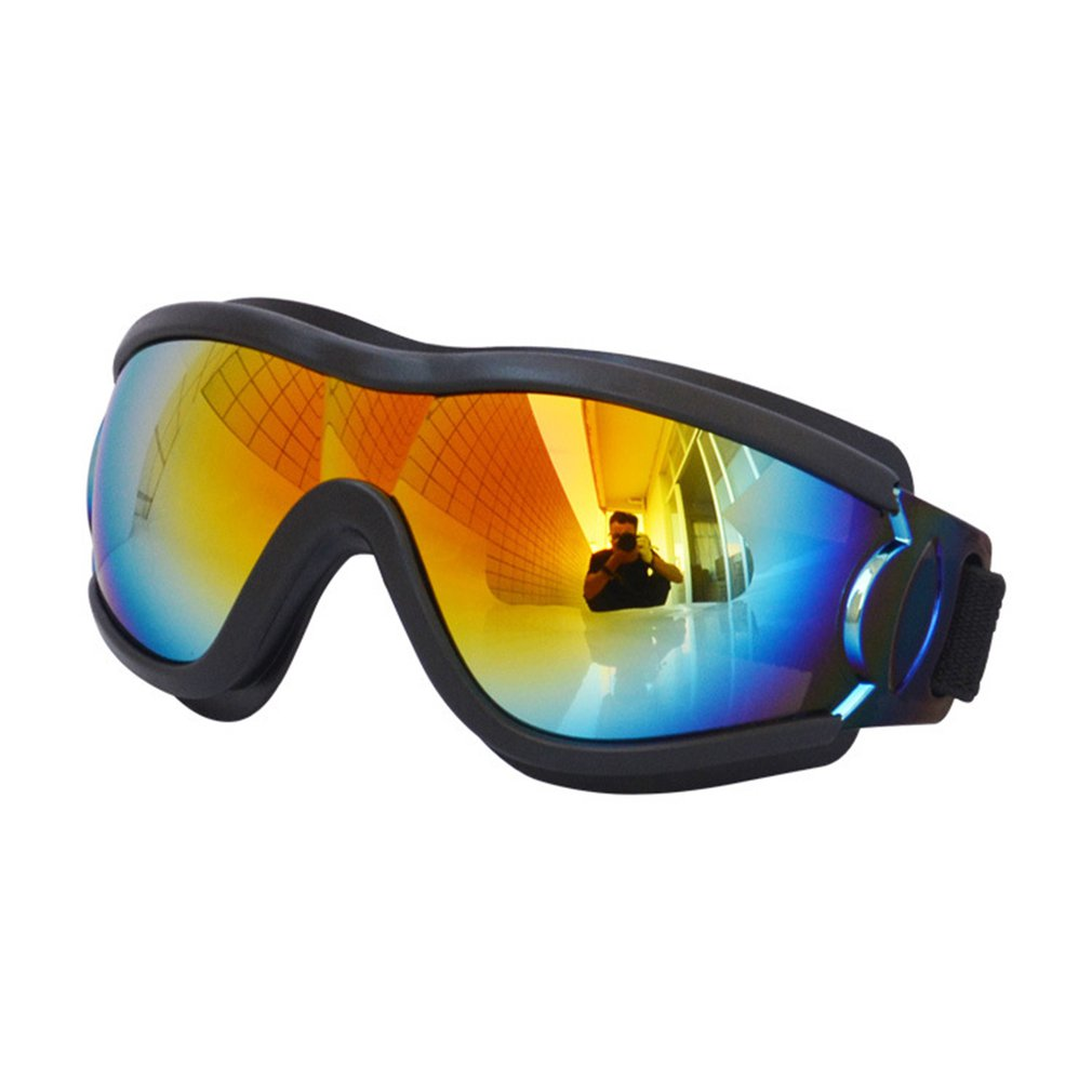 Kid Goggles Winter Windproof Skiing Glasses Goggles Outdoor Sports Glasses Ski Goggles Dustproof Cycling Sunglasses