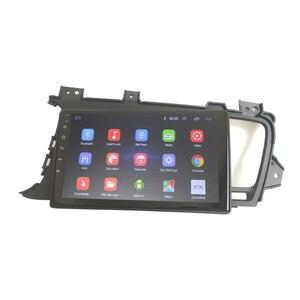 Image 3 - 4G WIFI 2G 32G אנדרואיד 9.0 2 דין רכב רדיו עבור KIA K5 אופטימה 2011 2015 autoradio רכב אודיו רכב סטריאו автомагнитола