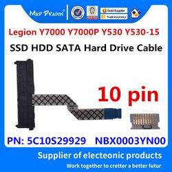 Новый оригинальный ноутбук SSD SATA жесткий диск кабель HDD разъем для Lenovo Legion Y7000 Y7000P Y530 Y530-15 5C10S29929 NBX0003YN00