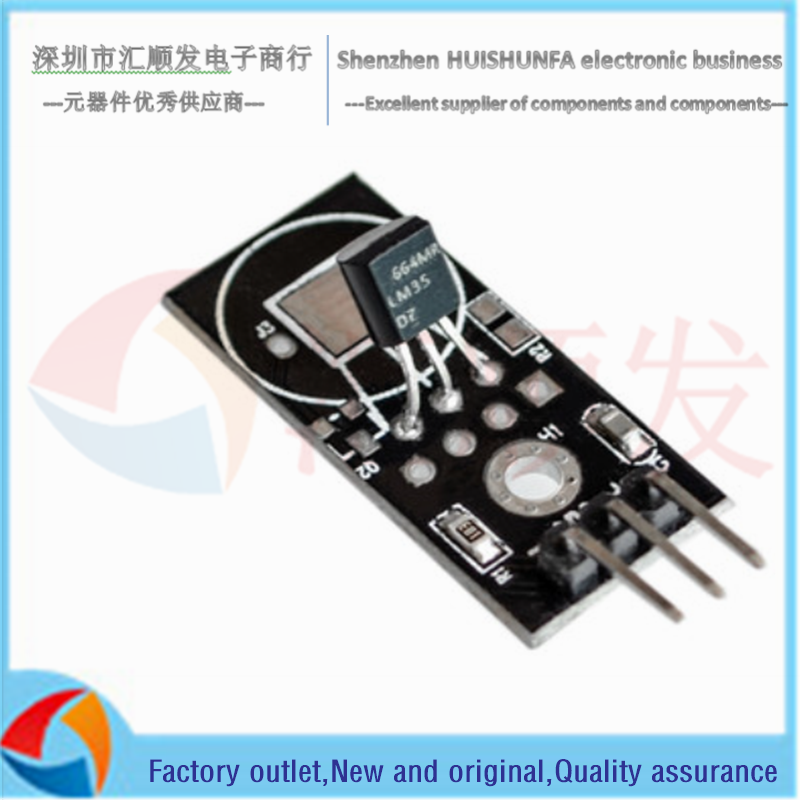 Analog temperature sensor LM35D LM35 module electronic building block smart car