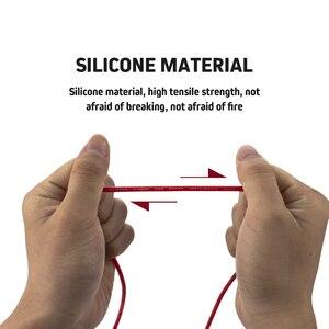 Image 4 - Aneng PT1008 20A 1000V Silicon Rubber Draad Brandvertragende Gilded Scherpe Naald Probe Digitale Multimeter Test Lead