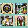Ideas Architecture Building Blocks Creator Expert Technic City Street with Light Houses Botanical Garden Bricks Gift for Kids