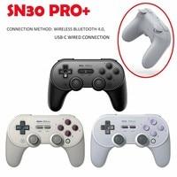 8Bitdo SN30 PRO Originele Game Controller Draadloze Bluetooth Gamepad Voor Schakelaar/Windows/Stoom/macOS/Android gaming Accessoires