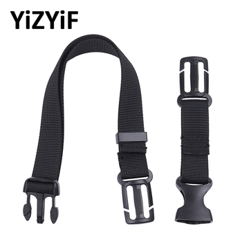 Adjustable Quick Buckle Outdoor Camping Tactical Backpack Chest Harness Strap Webbing Sternum Travel Bag Belts Accessories - discount item  32% OFF Bag Parts & Accessories