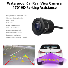 Auto-Parking-Monitor Waterproof Video Rear-View-Camera for All-Kinds-Of-Cars C-Backup