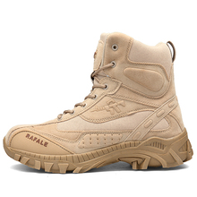 цены Winter Military Boots Men Fashion Army Boots Men' s Tactical Desert Combat High Top Ankle Boots Men Outdoor Work Shoes Men