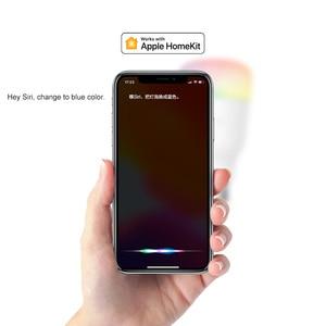 Yee светильник 1S YLDP1SYL умный WiFi затемняемый цветной светильник, лампа совместима с Alexa и Apple Homekit и Google Home не требуется концентратор