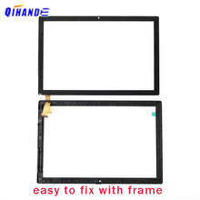 Frame Tablet Glass-Sensor Digitizer Touch-Screen Teclast P20hd for with New