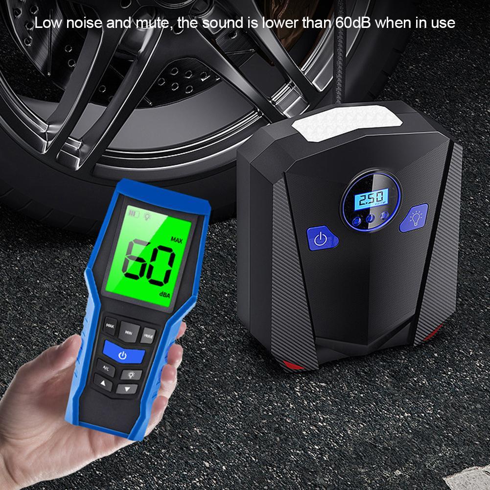 12v portatil compressor de ar do carro 04