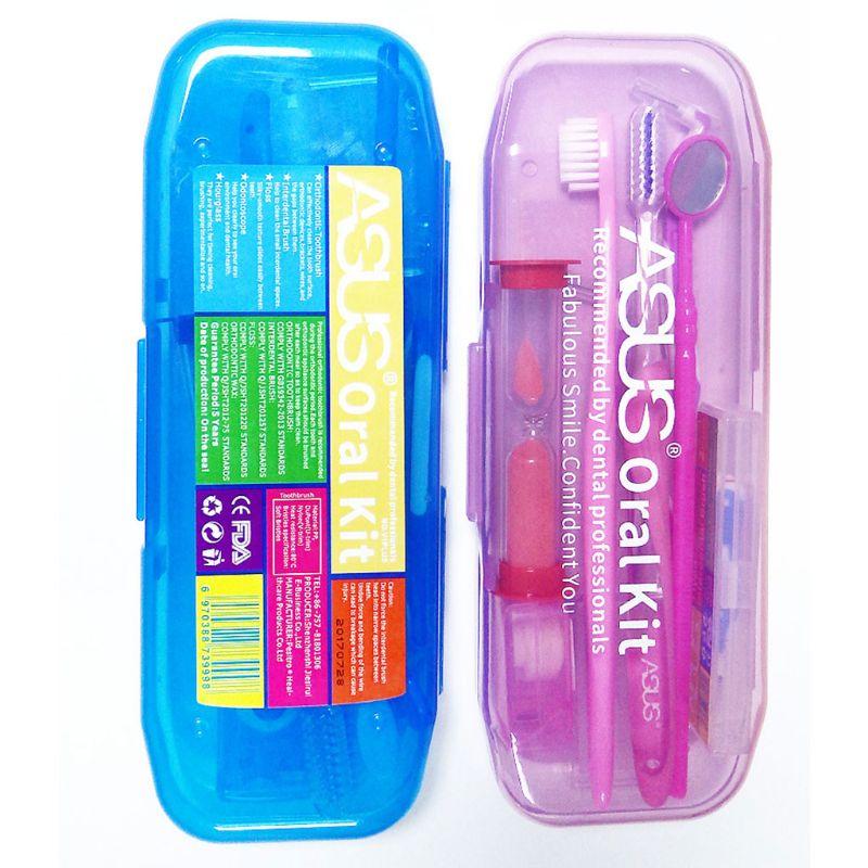 Espelho Ferramentas Oral Care Kit Portátil