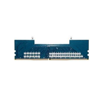 Ordinateur Portable DDR4 RAM à Ordinateur De Bureau Adaptateur Testeur Ordinateur Portable DDR4 Génération Mémoire Riser Carte Test Carte Spéciale