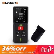 MUFASHA telémetro láser serie MP, 50M, 70M, 100M, Medidor láser de distancia, cinta electrónica Digital