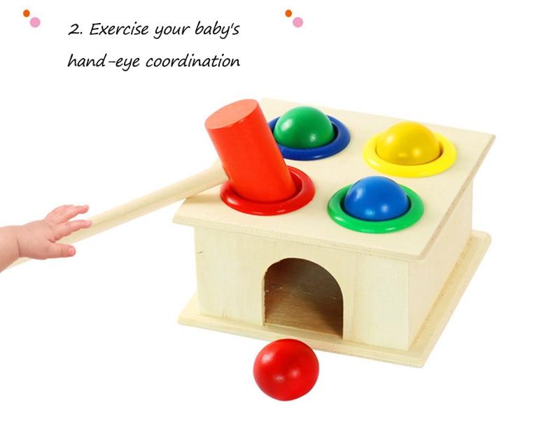 bebê habilidade hands-on brinquedo de discriminação de cor
