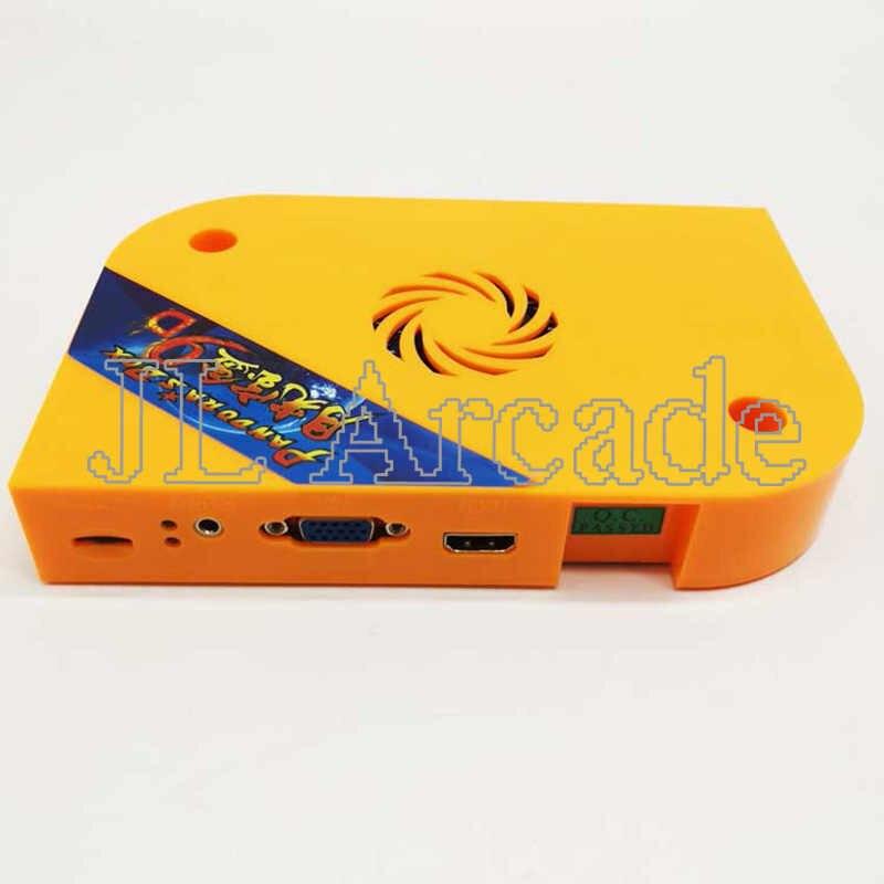 아케이드 판도라 박스 9d (2222 in 1) neo geo jamma 아케이드 게임 멀티 게임 보드 pcb 멀티 게임 카드 vga 및 hdmi 출력 아케이드 캐비닛