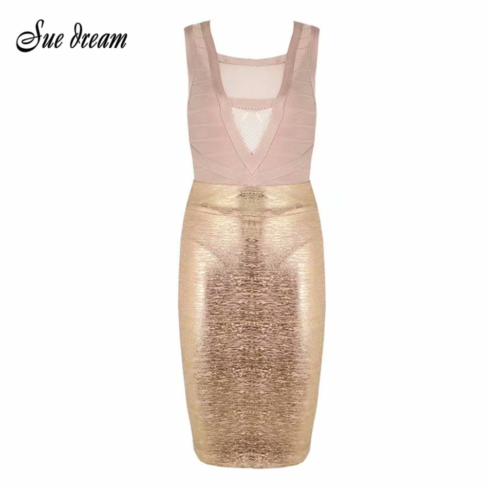 2020 Spring New Women'S Bandages 2 Pieces Two-Piece Set Sexy V-Neck Mesh & Skirt Bodycon Club Celebrity Party Set Vestidos