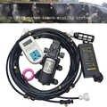 E056 système de pulvérisation de jardin d'arrosage et d'irrigation basse pression et petite pompe de brumisation 12V