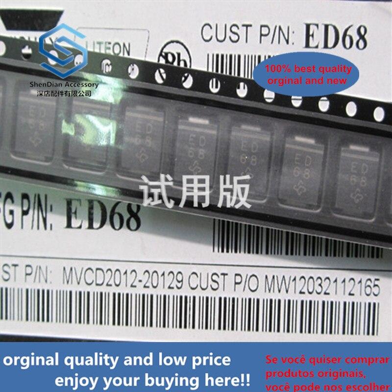 20ppcs 100% Orginal New ES3D-E3 / 57T Silk Screen ED Patch SMC Brand New Original 3A / 200V Fast Recovery Diode