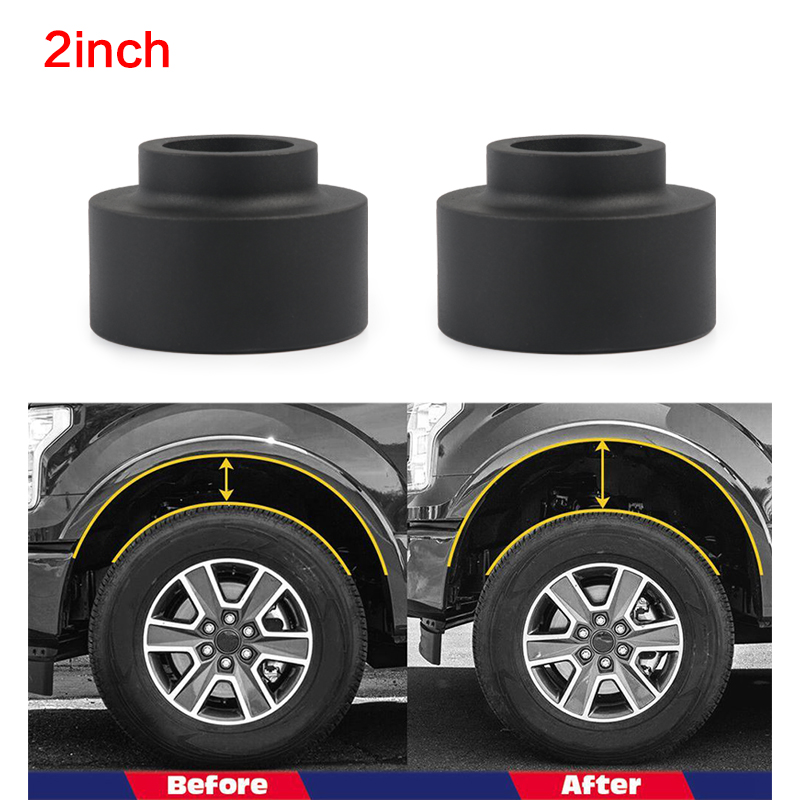 2 inch rear Lift Kit Leveling Kit for 2009-2018 Dodge Ram 1500 4WD 2WD Practical Accessory image