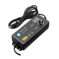 3-36V 60W Power Schalt Adapte LED LCD Digital Display Spannung Regulierung Netzteil Adatpor für Spiel player Motor Router