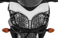 Quick Release Headlight Guard for Suzuki V STROM DL650 XT, 2012 2016