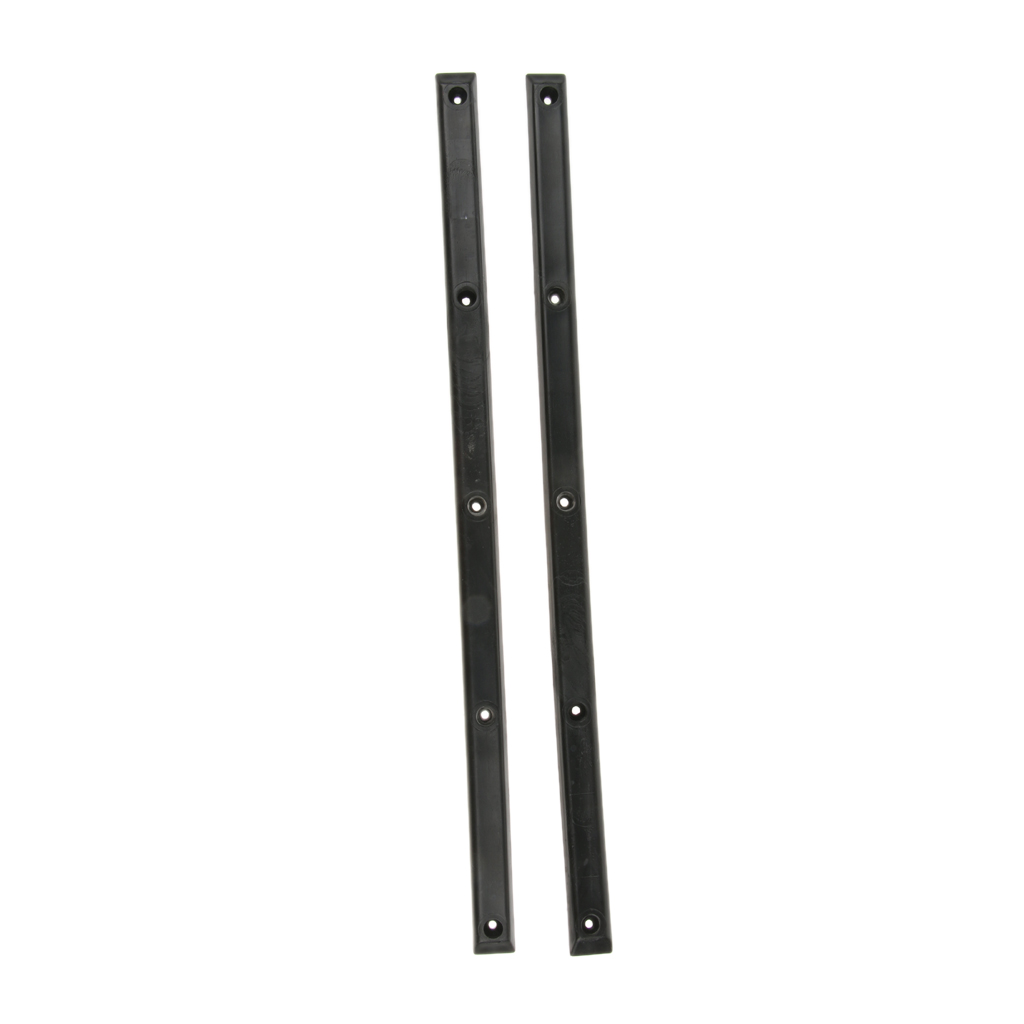 1 Pair Longboard Skateboard Rails Edge Protect With 10 Mounting Screws Outdoor Sports Part