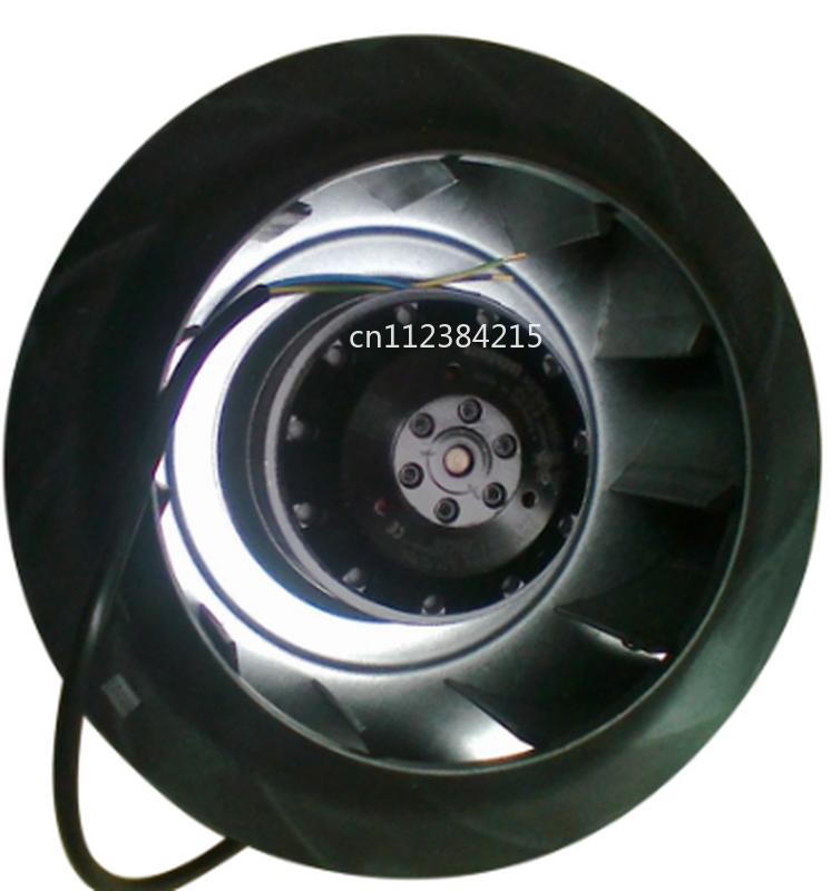 Free Shipping Original R2E225-AX52-05 Centrifugal Fan 225mm 230V 115/165W 50HZ/60HZ AC Cooling Fan