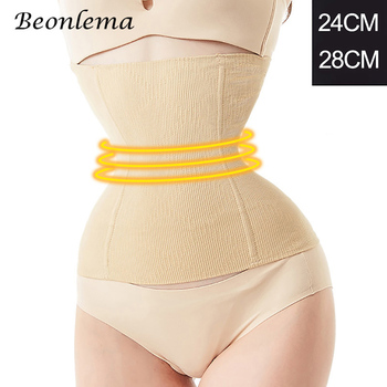 Waist Trainer Body Shaper Shapewear Tummy Shaper Stomach Slimming Belt Women Waste Trainers Cincher Underwear Corset Trimmer