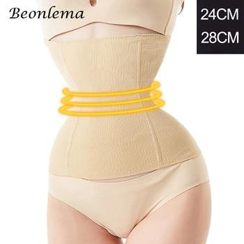 Waist Trainer Body Shaper Shapewear Tummy Shaper Stomach Slimming Belt Women Waste Trainers Cincher Underwear Corset Trimmer