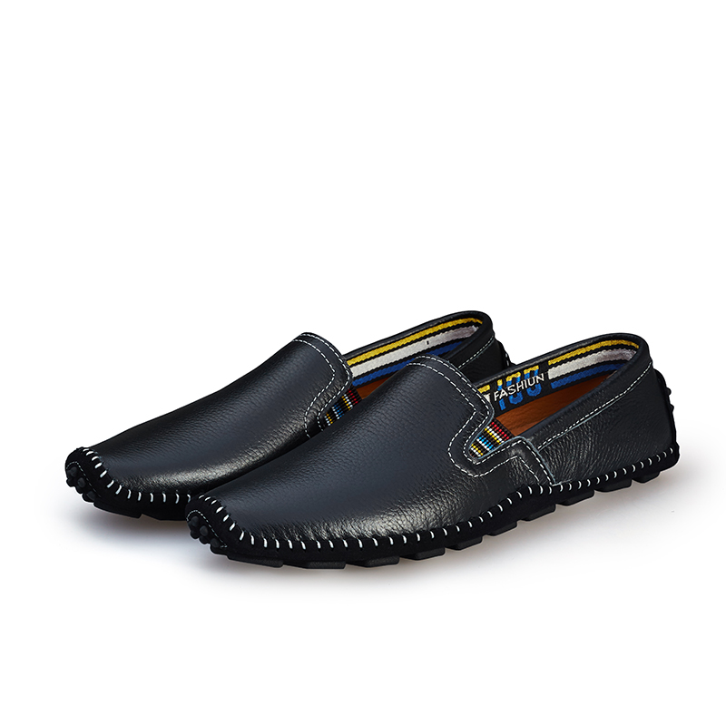Chaussures KPOCCOBKN High Quality Leather Casual Size Heren Schoenen