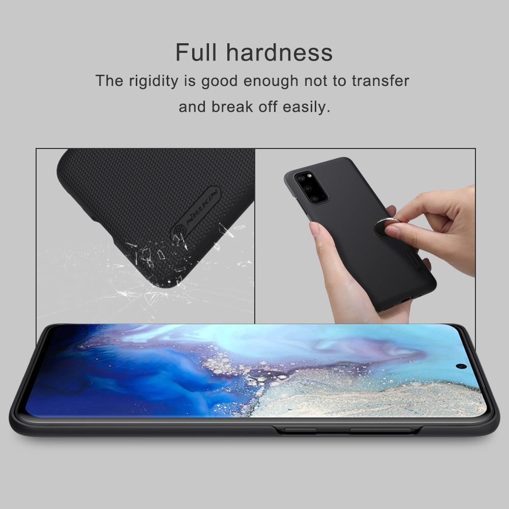 for Samsung S20 Ultra Case NILLKIN Super Frosted Shield Hard Plastic Back Cover Case for Samsung Galaxy S20 Plus S20+