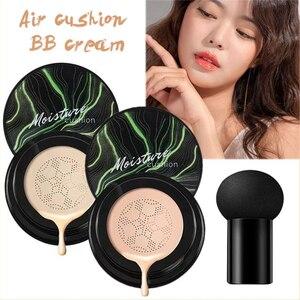 Mushroom Head Make up Air Cushion Moisturizing Foundation Air-permeable Natural Brightening Makeup BB Cream